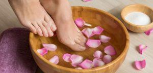 ayak peelingi nasıl yapılır, evde ayak peelingi