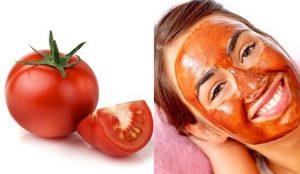 domates maskesi tarifi, domates maskesi nasıl yapılır