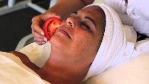 domates maskesi nasıl yapılır