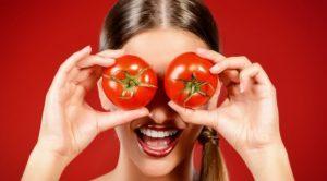 domates maskesi nasıl yapılır, domates maskesi