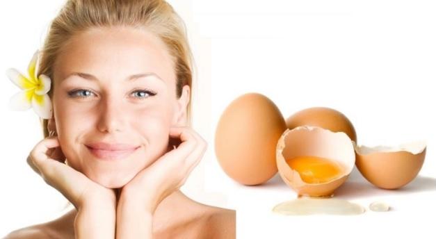 sivilceleri kurutmak için yumurta akı