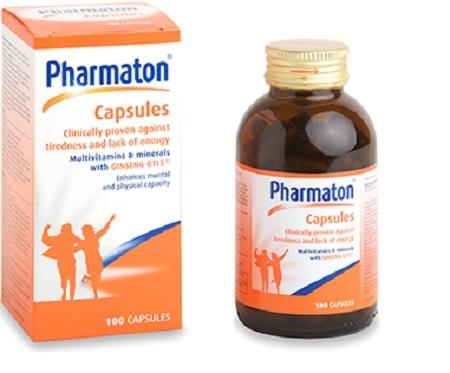Pharmaton Faydaları