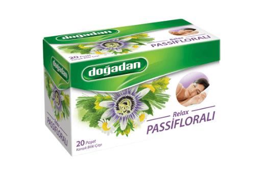 passiflora çayı