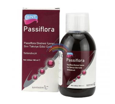passiflora şurup